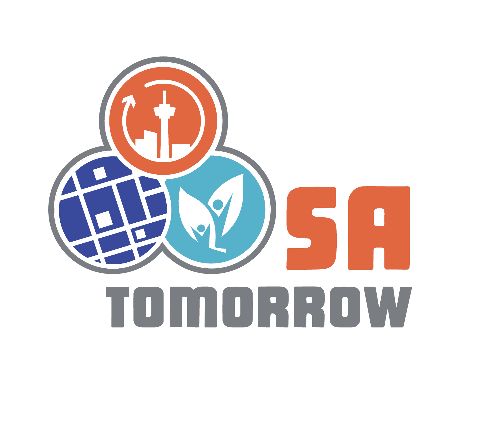 San Antonio Comp plan logo